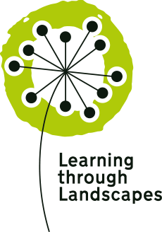 learning through landscapes logo