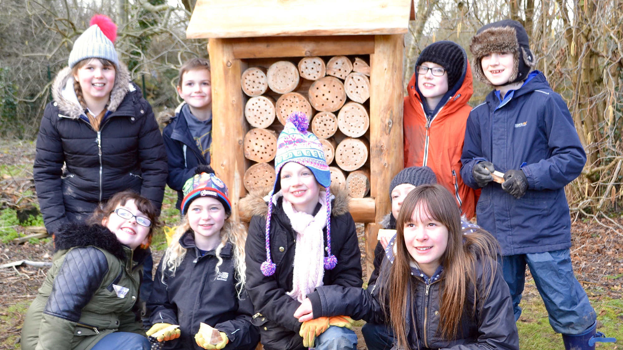outdoor learning in primary schools