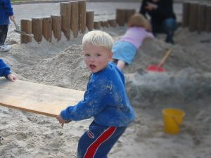 early years outdoors