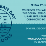 Will you take part in World Ocean Day for Schools?