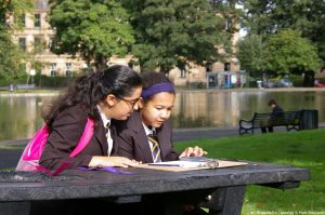 global-goals outdoor learning