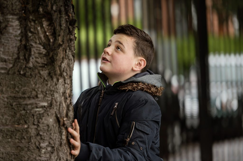 outdoor learning in primary grounds