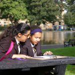 schools return outdoor learning