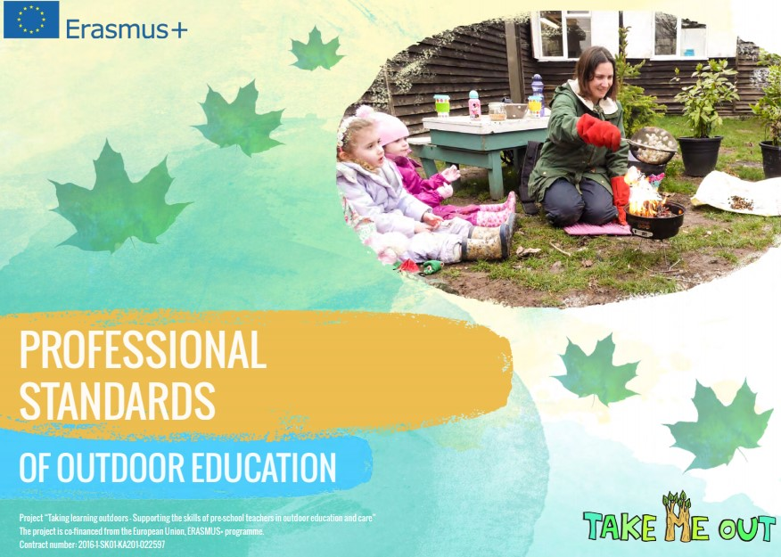 Early Years Educators Standards for Outdoor Learning