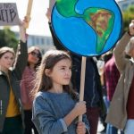 How can educators best support children through climate anxiety?